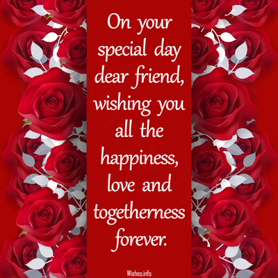 on-your-special-day-dear